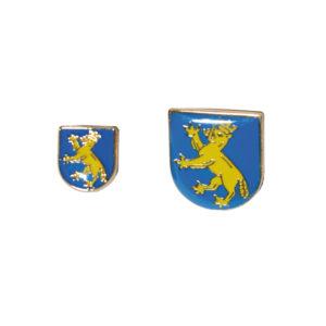 Pin Wappen groß Biberach Schützen Shop Schützenfest