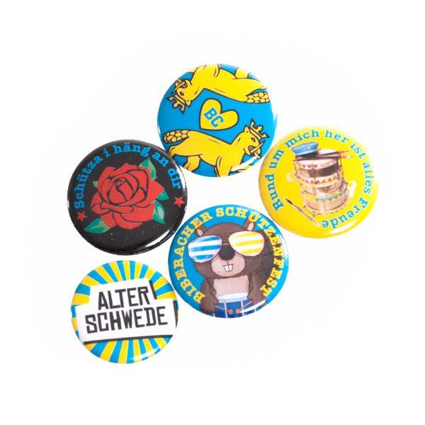 Button rund Biberach Schützen Shop Schützenfest