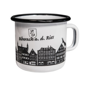 Tasse Emaille Biberach Schützen Shop Schützenfest
