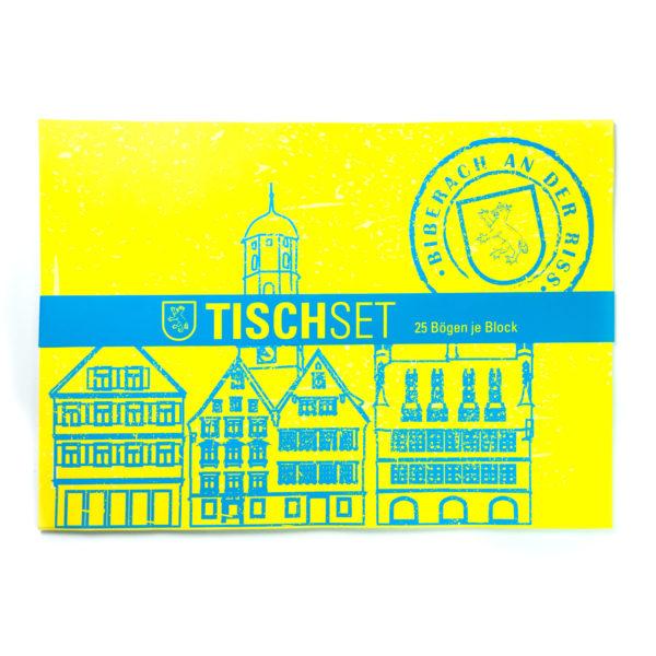 Tischset Biberach Schützen Shop Schützenfest