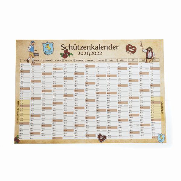 Schützenkalender Biberach Schützen Shop Schützenfest
