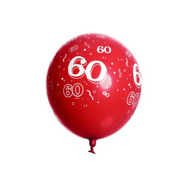 Luftballon Jahrgänger mit Zahl Biberach Schützen Shop Schützenfest