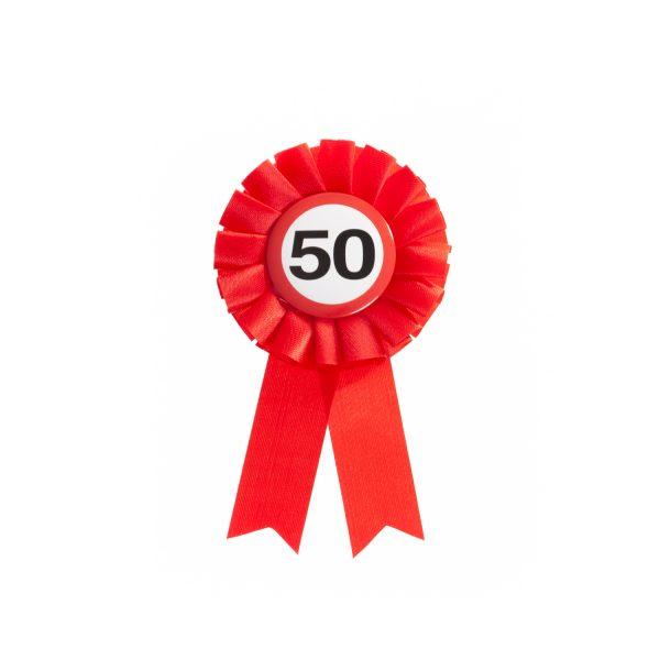 Glückwunsch Rosette Jahrgänger mit Zahl Biberach Schützen Shop Schützenfest