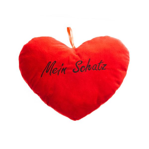 Herz Kissen Biberach Schützen Shop Schützenfest