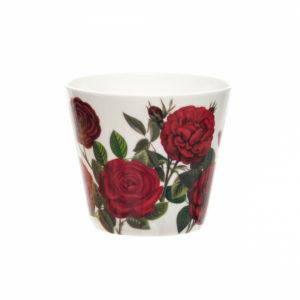 Tasse mit Rosen Biberach Schützen Shop Schützenfest