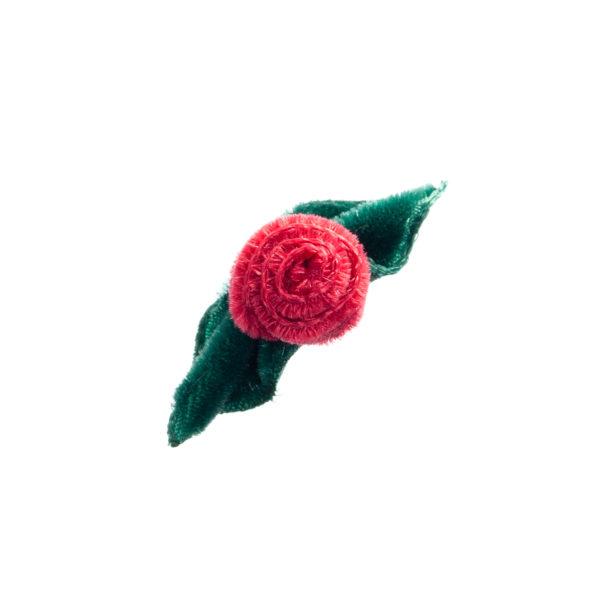 Rose Samt Blatt Biberach Schützen Shop Schützenfest