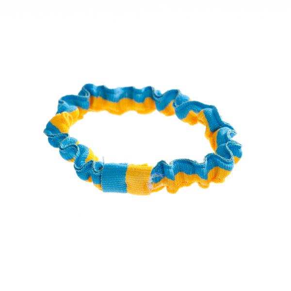 Armband blau gelb Biberach Schützen Shop Schützenfest