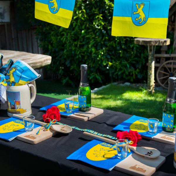 Schützen Paket Brotzeit Biberach Schützen Shop Schützenfest
